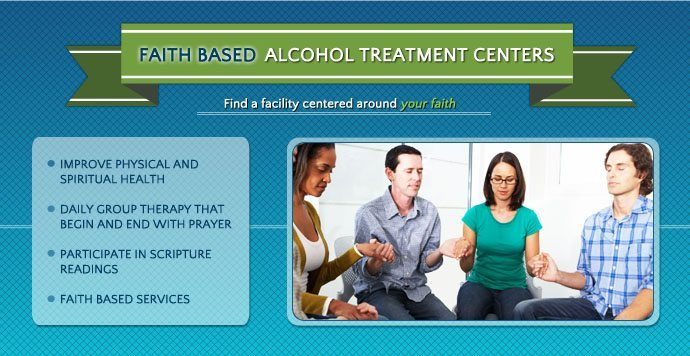 Faith Based Alcohol Treatment Recovery Centers