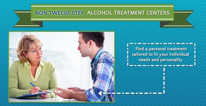 Non Twelve Step Alcohol Treatment Recovery Centers