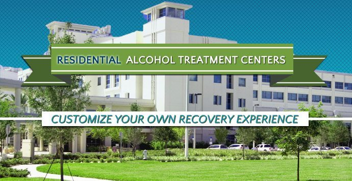 Residential Alcohol Treatment Recovery Centers