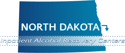 North Dakota Inpatient Alcohol Recovery Centers