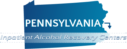 Pennsylvania Inpatient Alcohol Recovery Centers