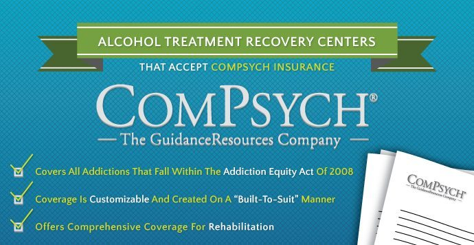 Alcohol Treatment Recovery Centers That Accept ComPsych Insurance 01